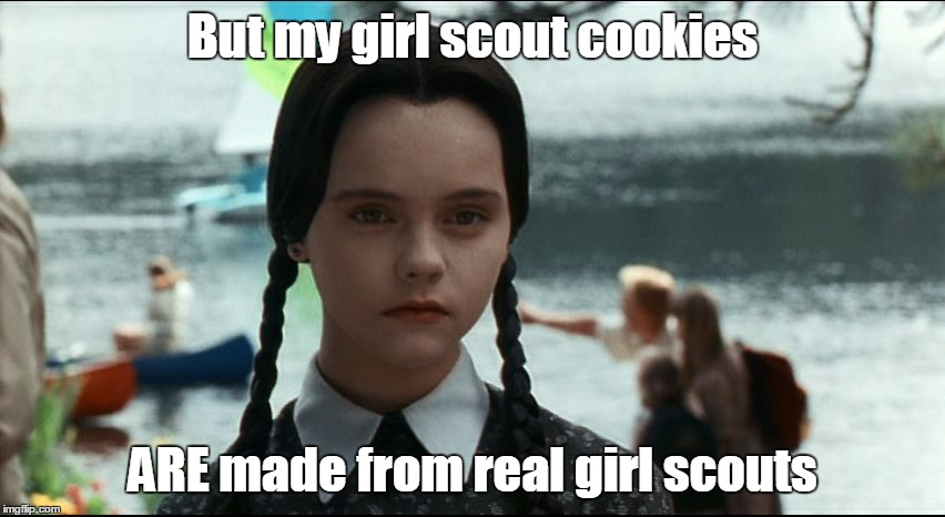 Girl Scout Cookies Images