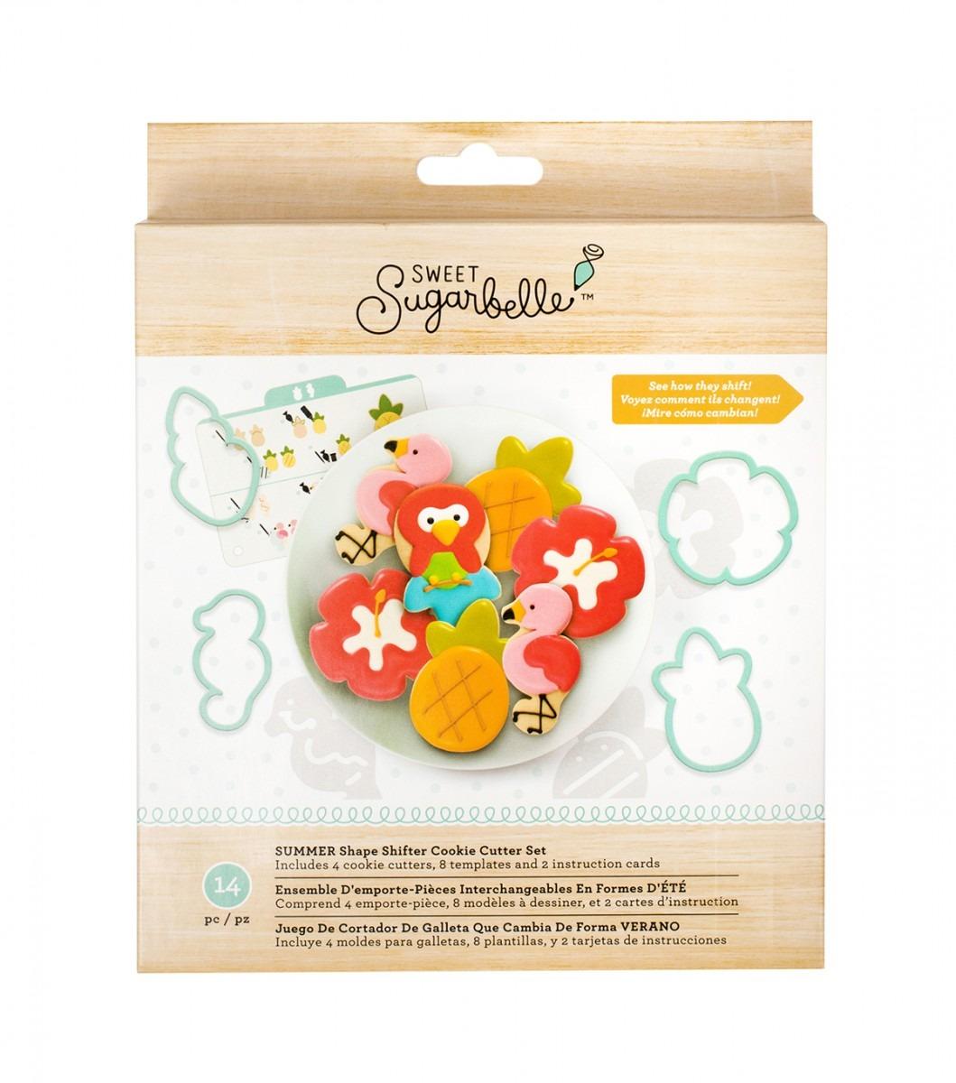 Sweet Sugarbelle Summer Shape Shifter Cookie Cutter Set
