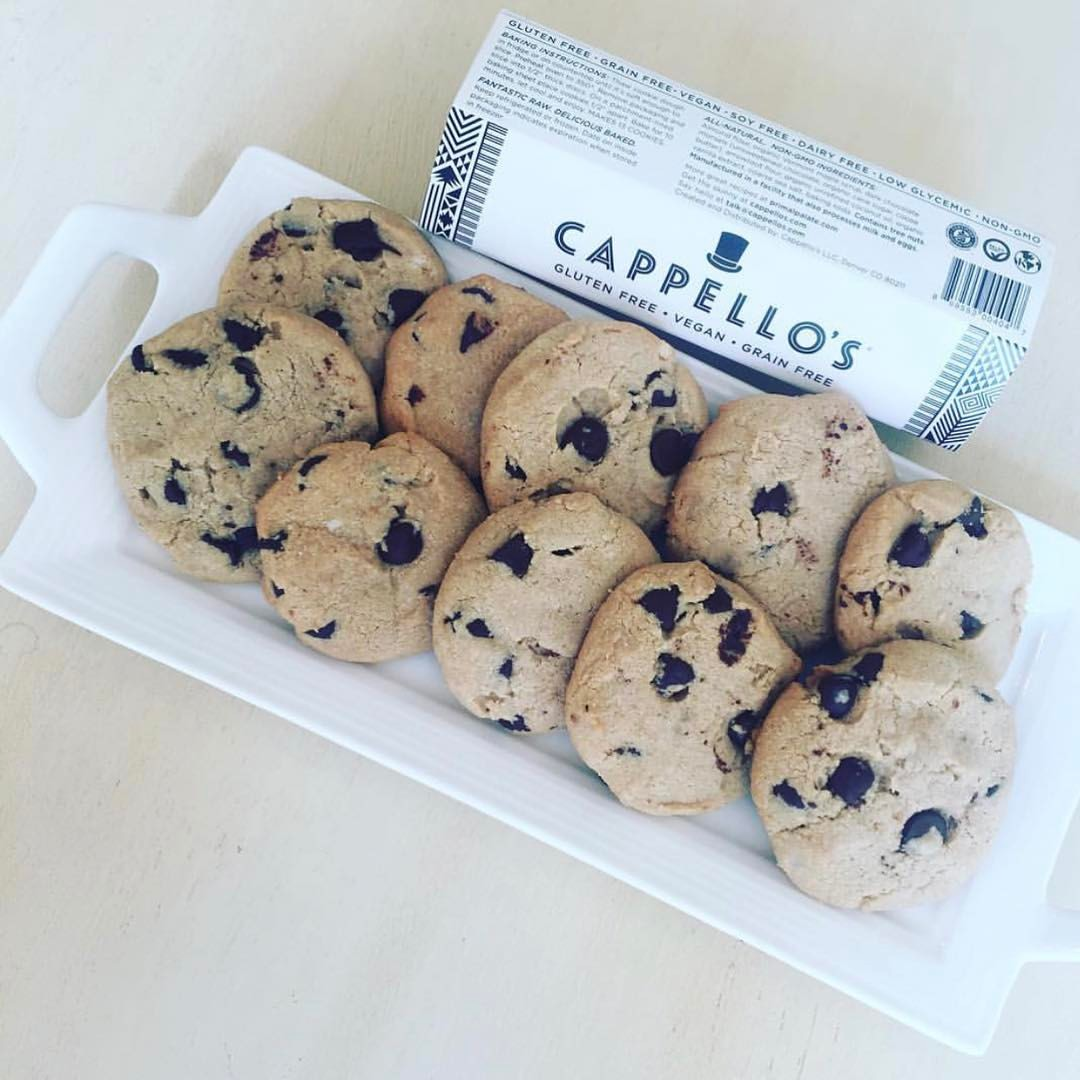 Cappello's Chocolate Chip Cookie Dough