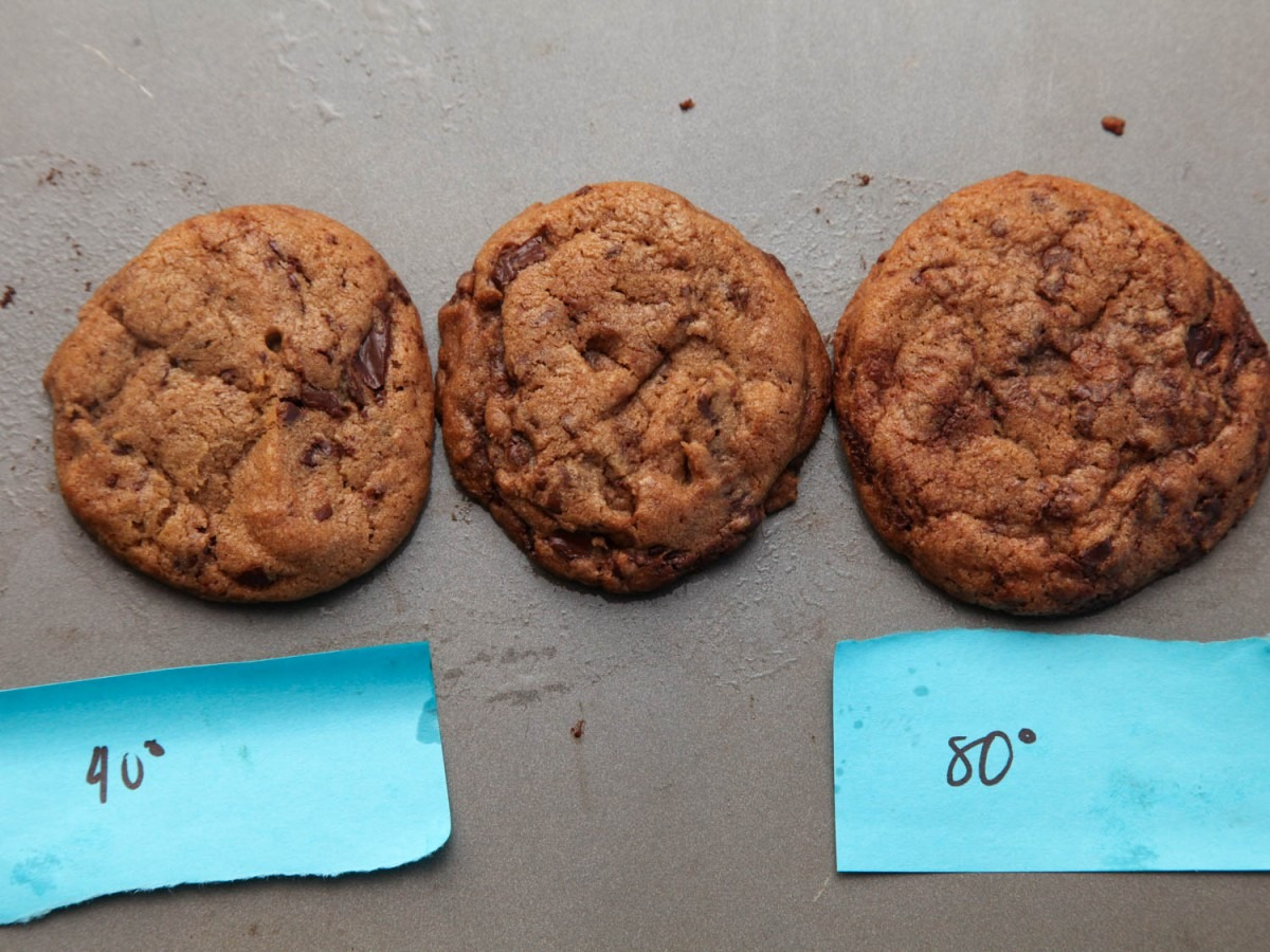 Why Chilled Cookie Dough Is Better