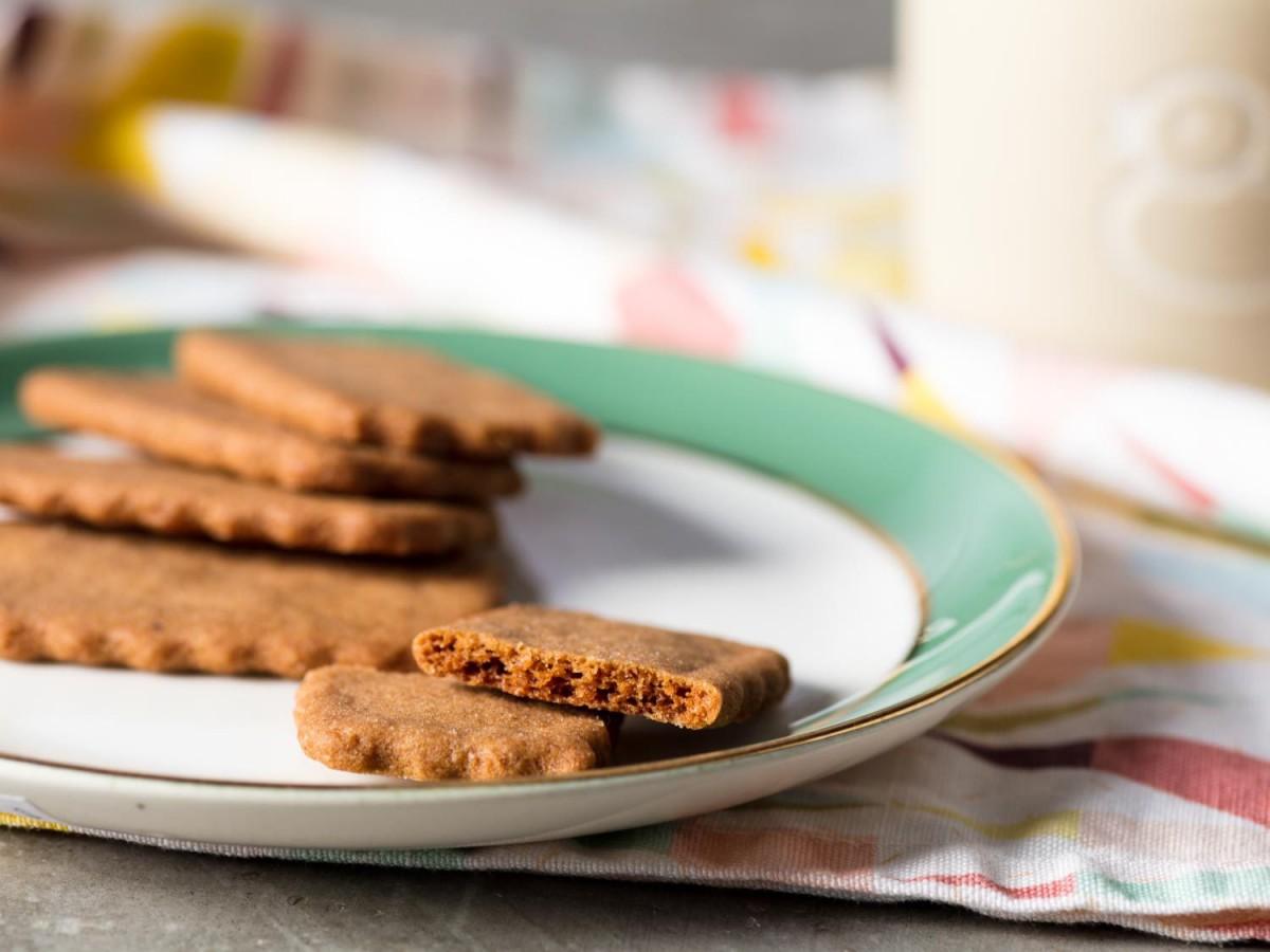 Homemade Biscoff (belgian Speculoos Cookies) Recipe