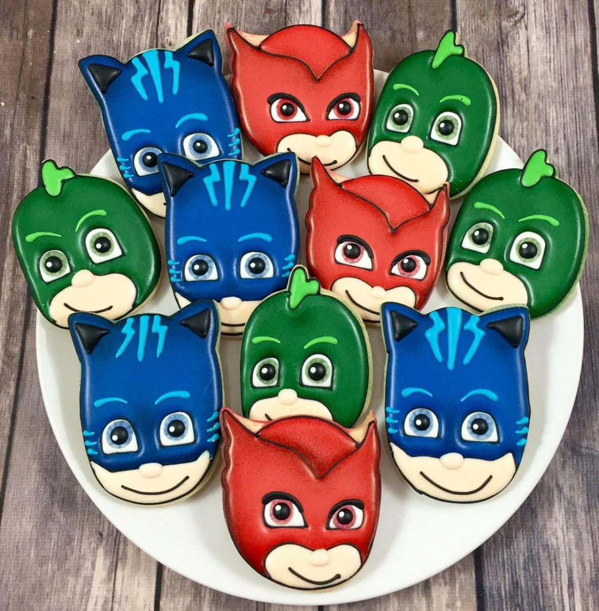 Pj Masks Cookies