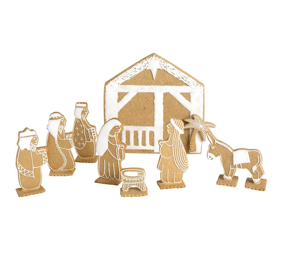 Nativity Cookie Cutter Gift Set