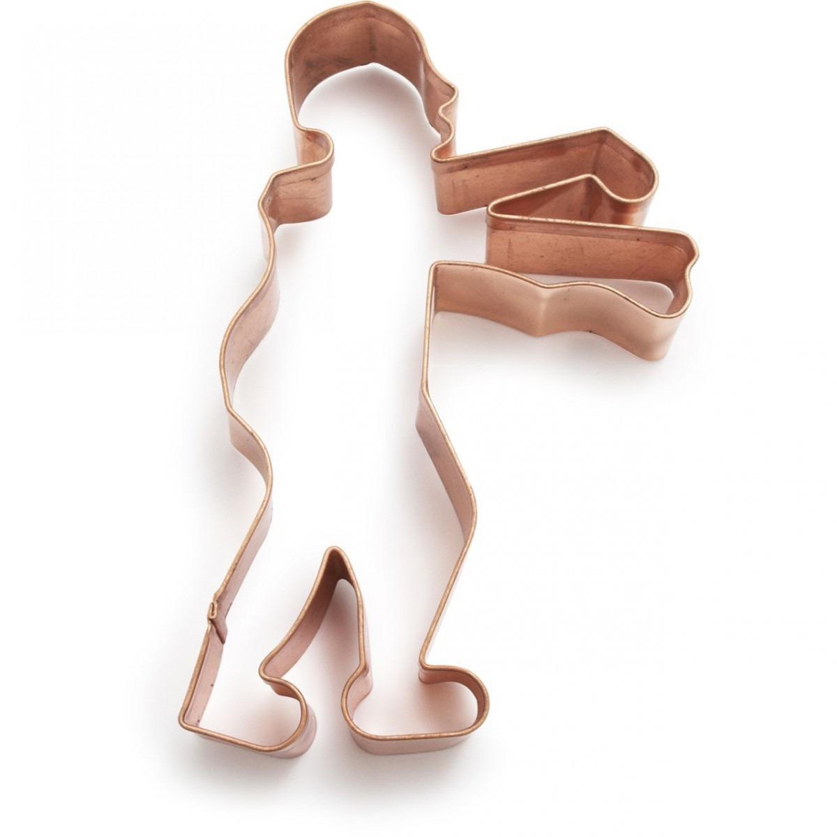 Zombie Copper Cookie Cutter At Sur La Table