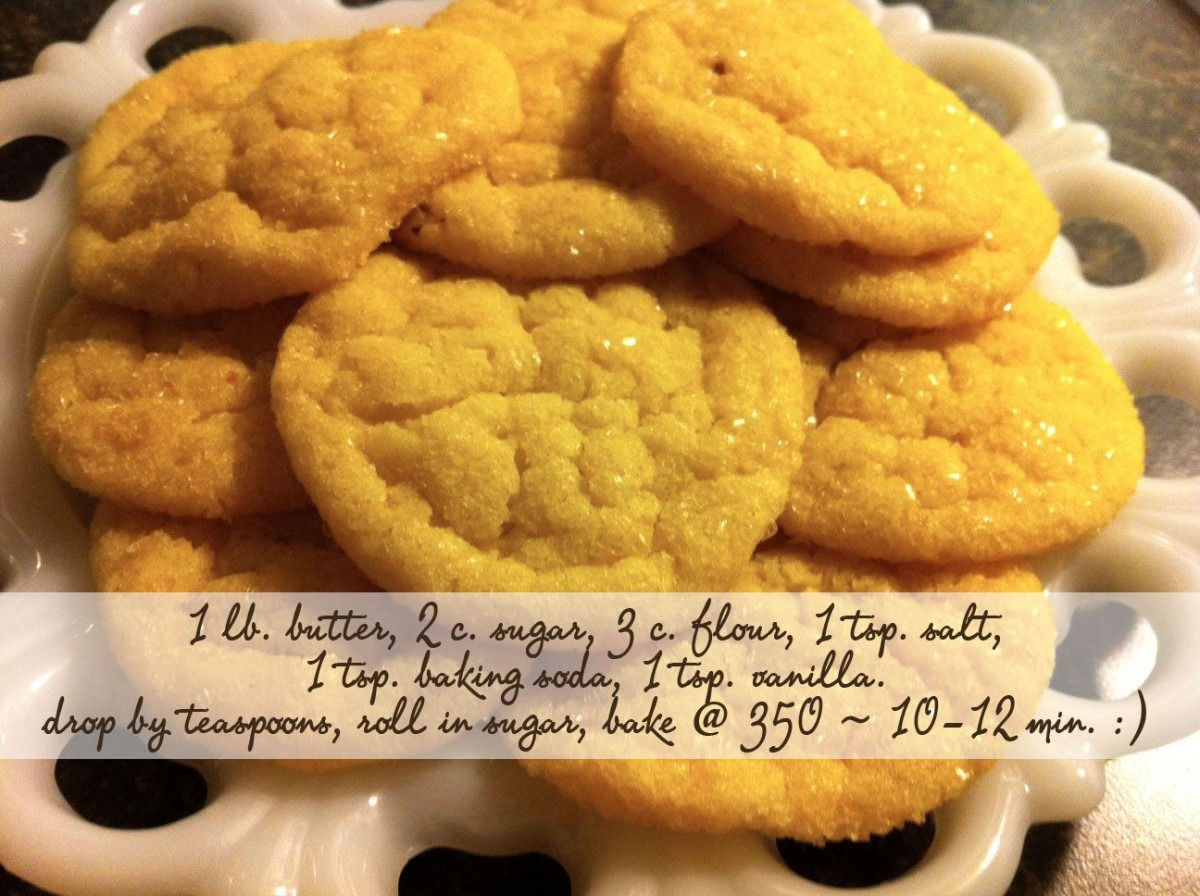 No Eggs  No Problem! Great Sugar Cookie Recipe Without Eggs