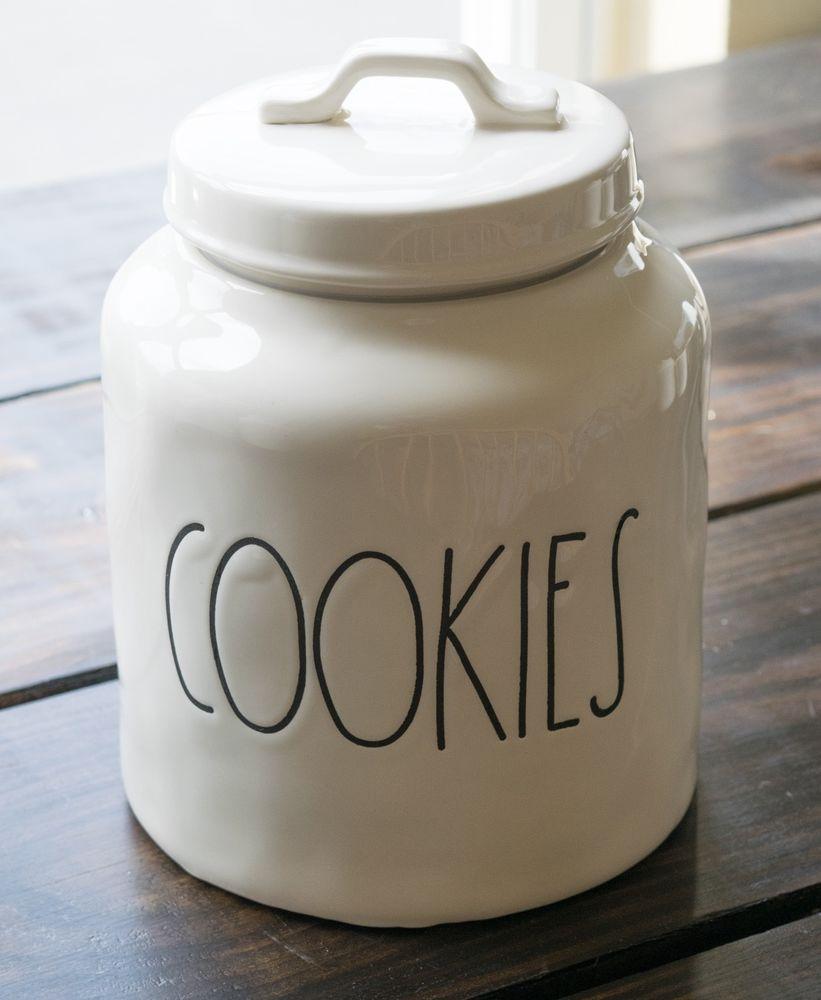 Rae Dunn By Magenta  Cookies  Cookie Jar
