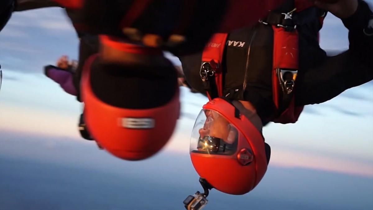 Cookie Skydiving Helmets