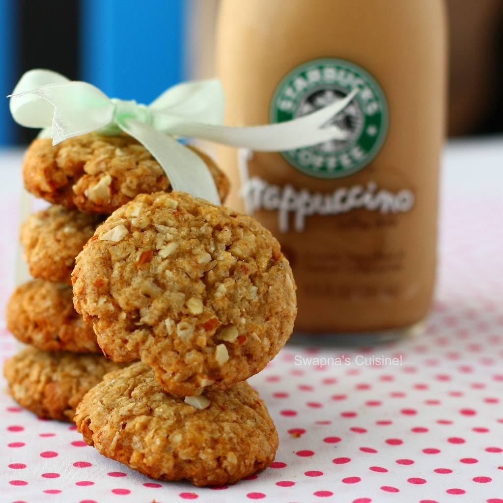 Oatmeal Cookie Recipe Without Eggs