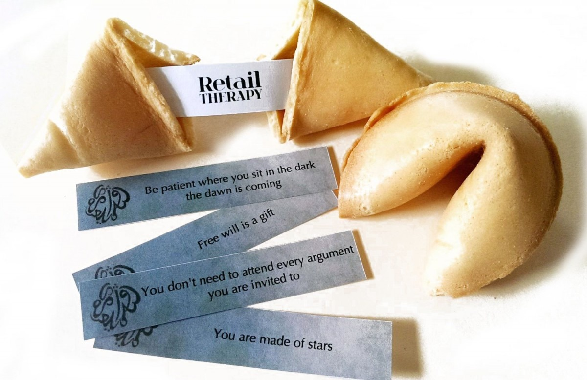 Amazon Com  Greenfire Custom Fortune Cookies, Gourmet Vanilla