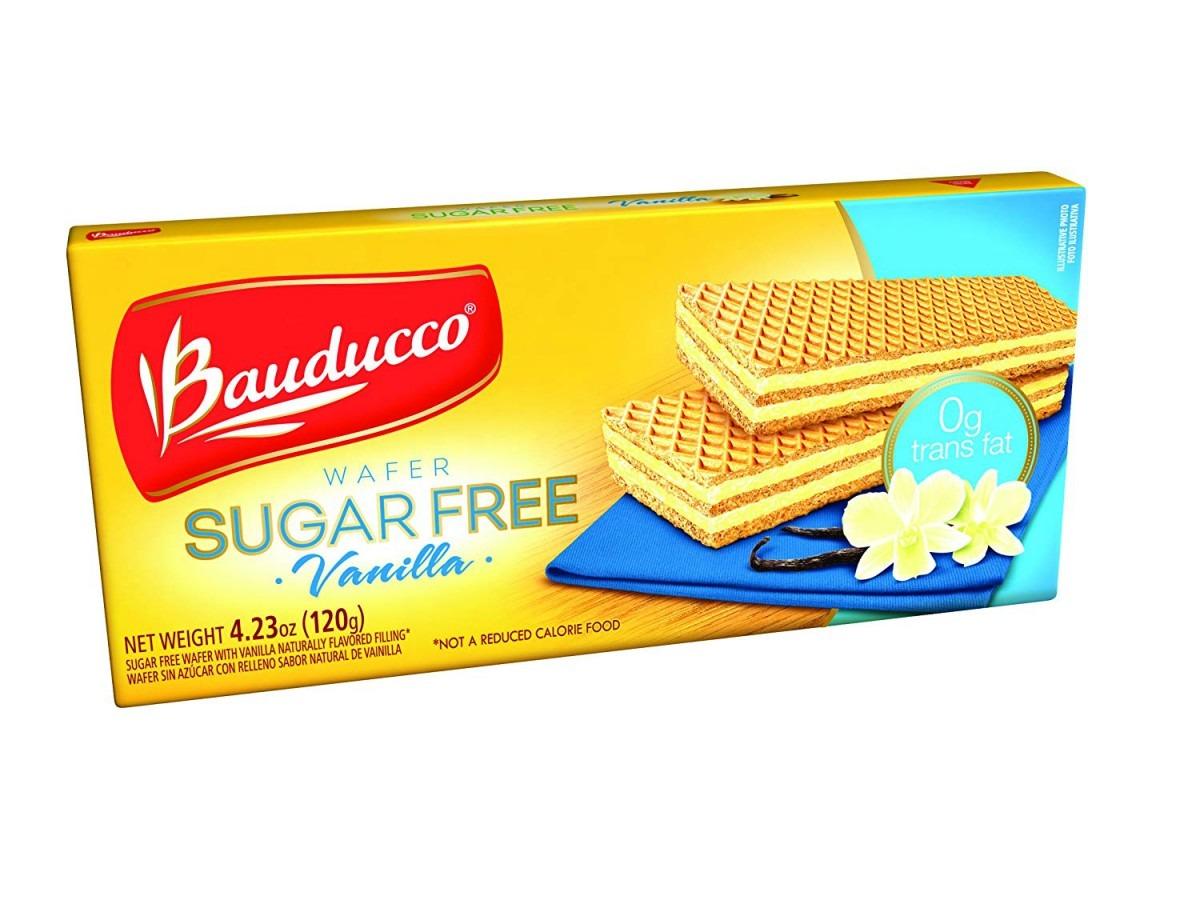 Amazon Com  Bauducco Sugar Free Wafer, Vanilla, 4 23 Ounce (pack