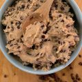 Edible Raw Cookie Dough