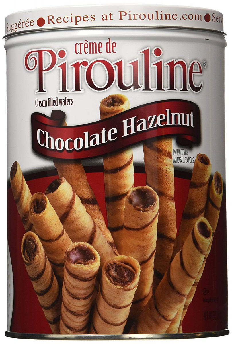 Amazon Com   Pirouline Rolled Wafers, Chocolate Hazelnut, 28 Ounce