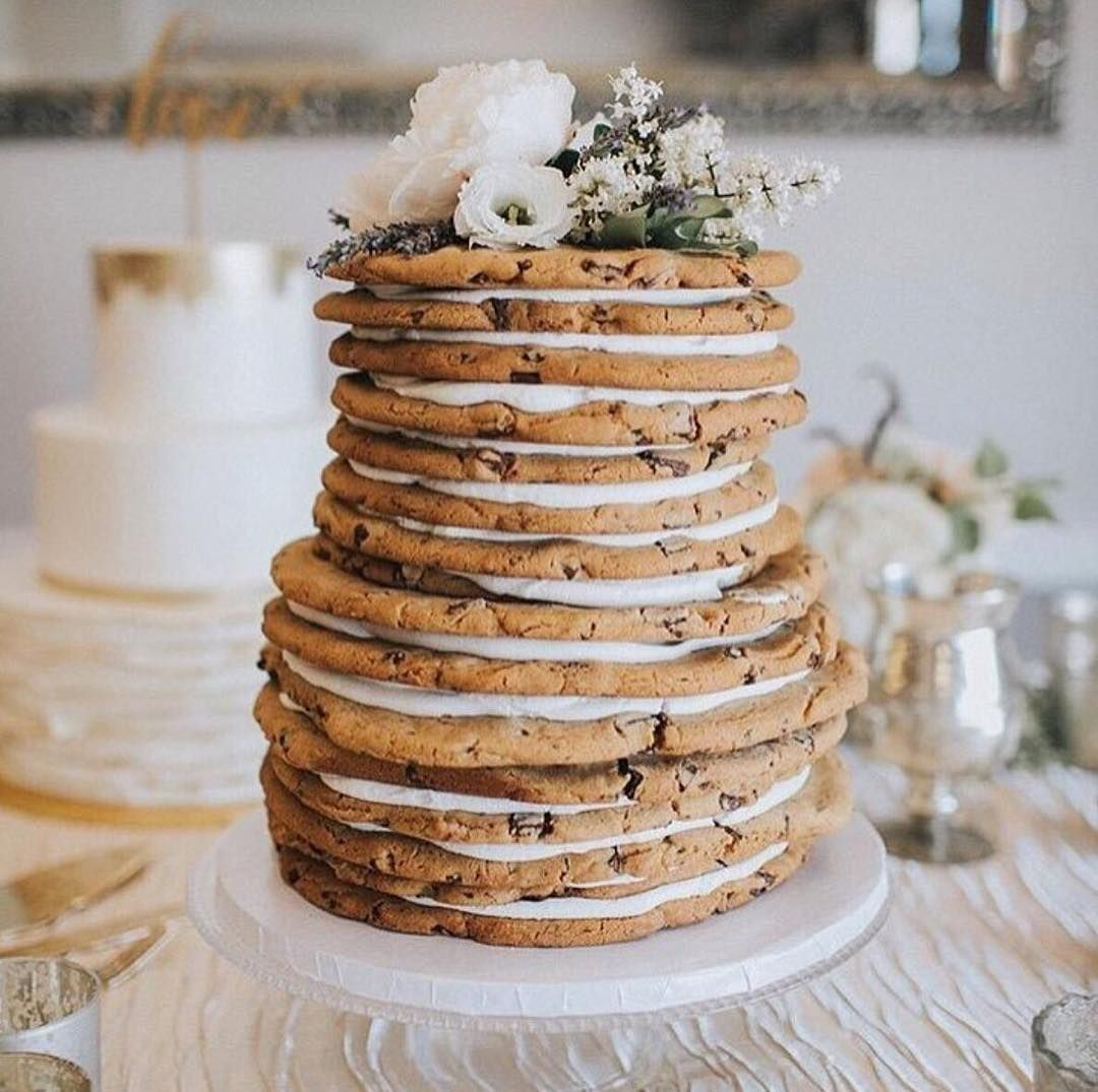 Adding 'order Cookie Cake' To Our Wedding To