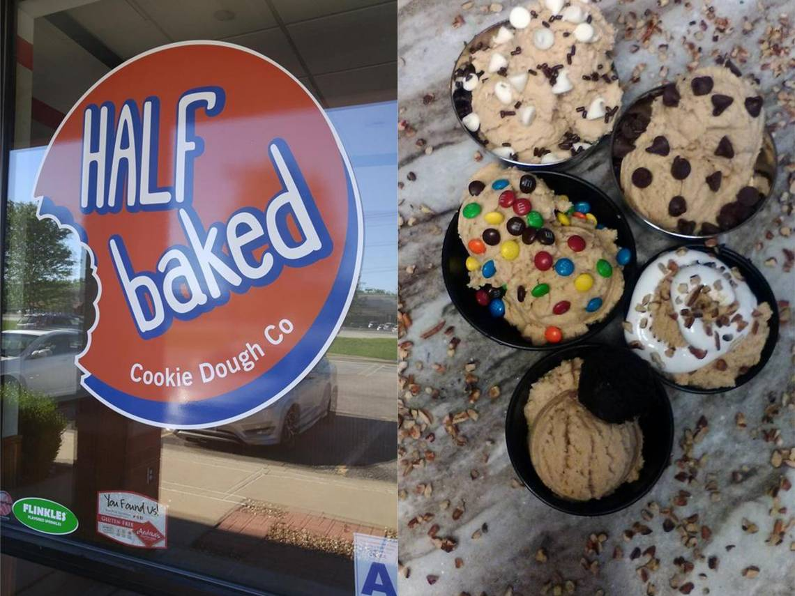 Half Baked Cookie Dough Cancels Planned Illinois Location