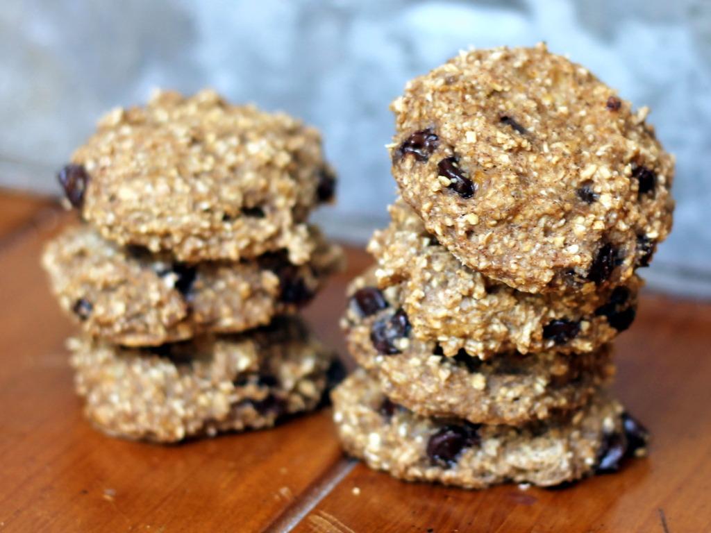 Banana Oatmeal Cookies – Tracy Ash
