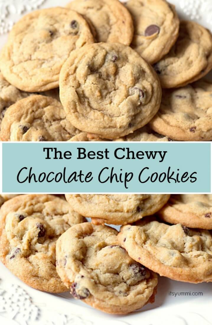 Best Chocolate Chip Cookies Recipe {boo's Best}