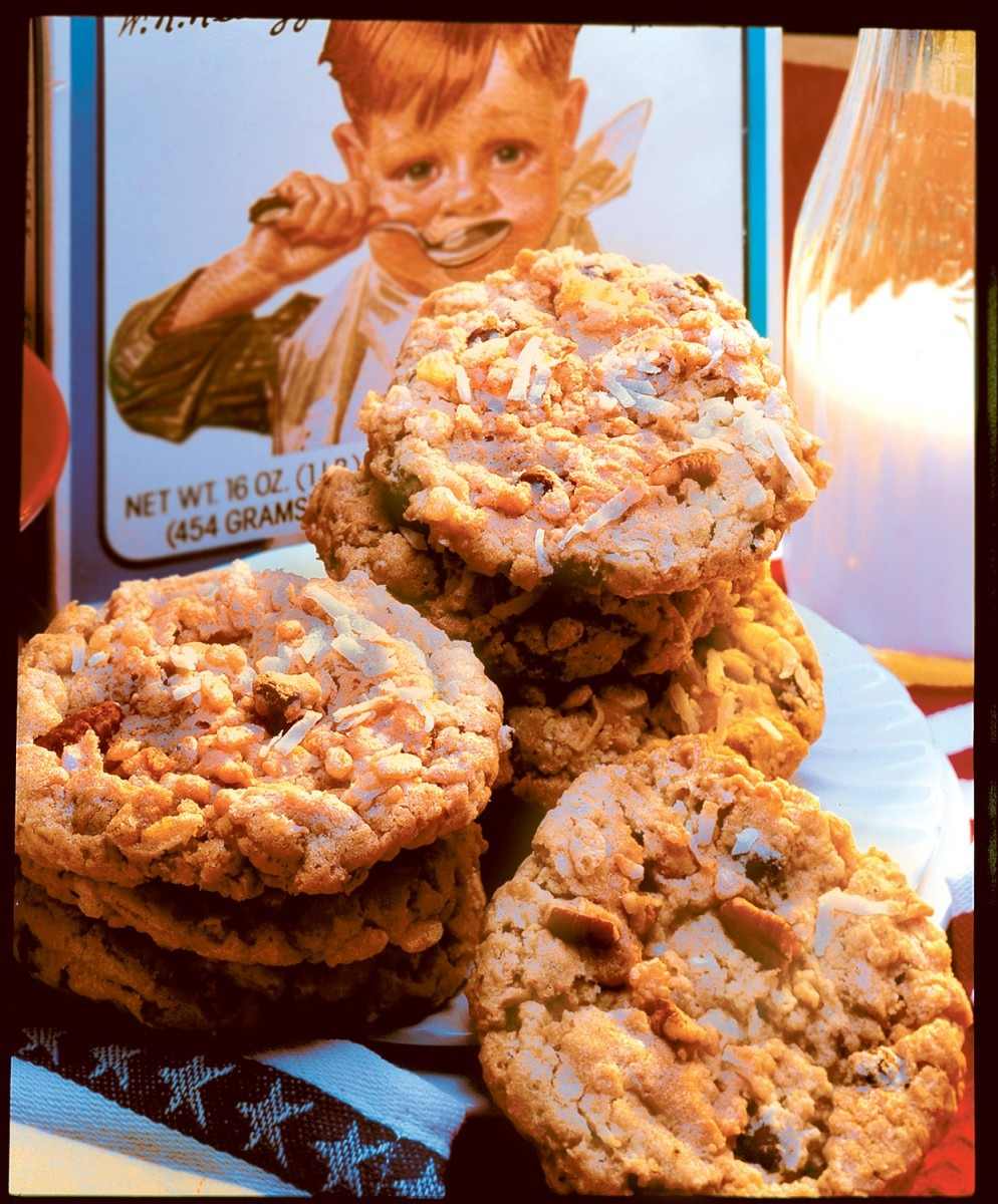 Buffalo Chip Cookies Recipe