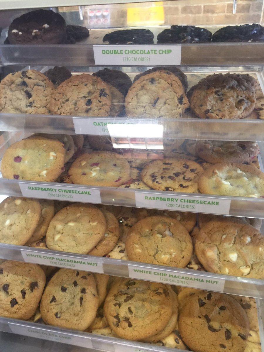 Subway Cookie Calories