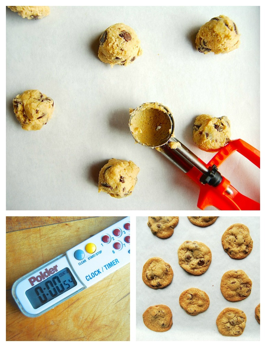 The Fastest Way To Scoop Drop Cookies