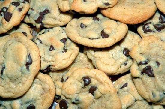 Crisco Chocolate Chip Cookies