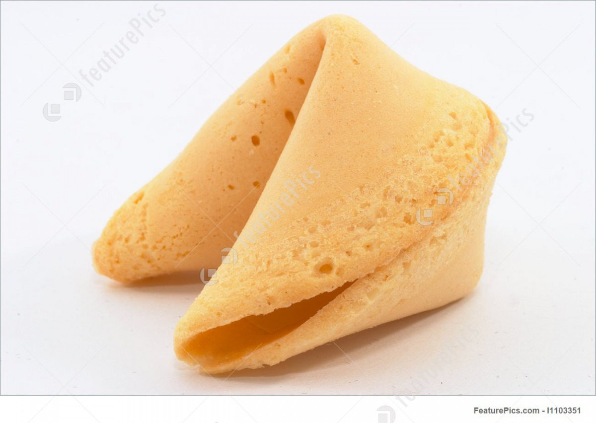 Photo Of Chinese Fortune Cookie