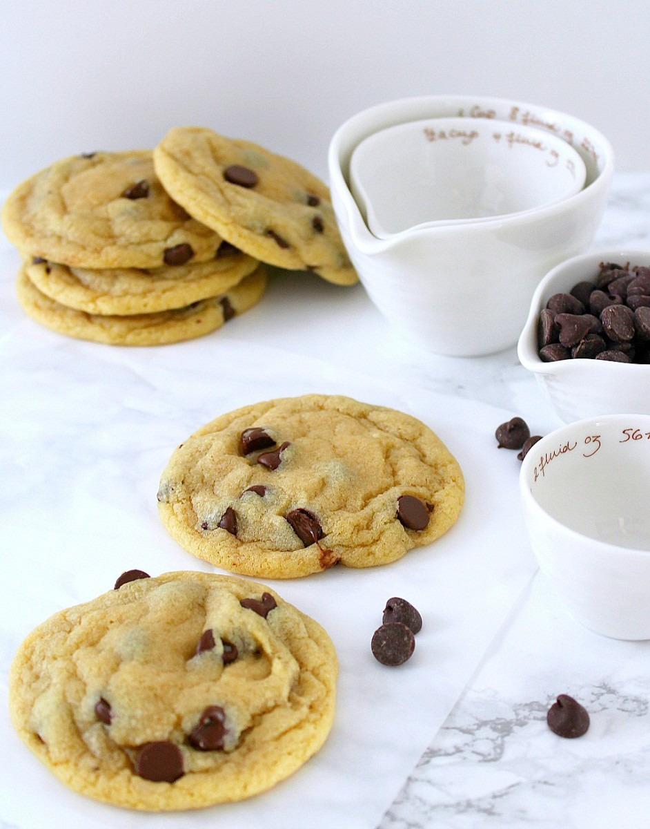 Best Soft Chocolate Chip Cookies {ever!} – Good Dinner Mom