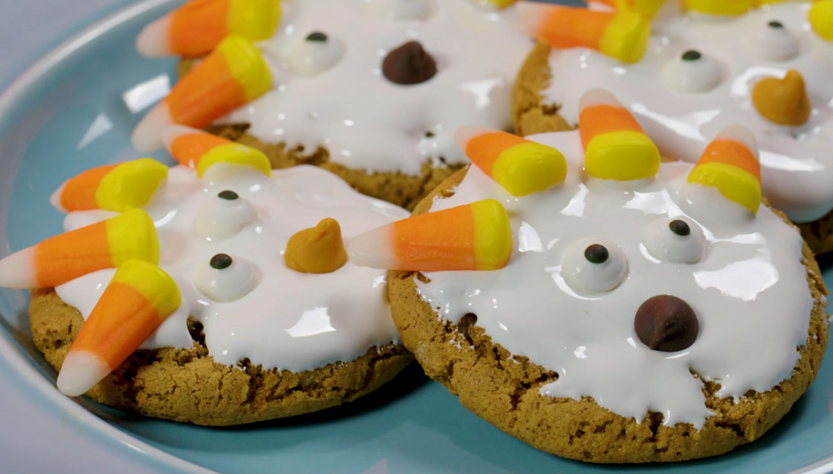Thanksgiving Turkey Cookies  Perfect For Little Hands!