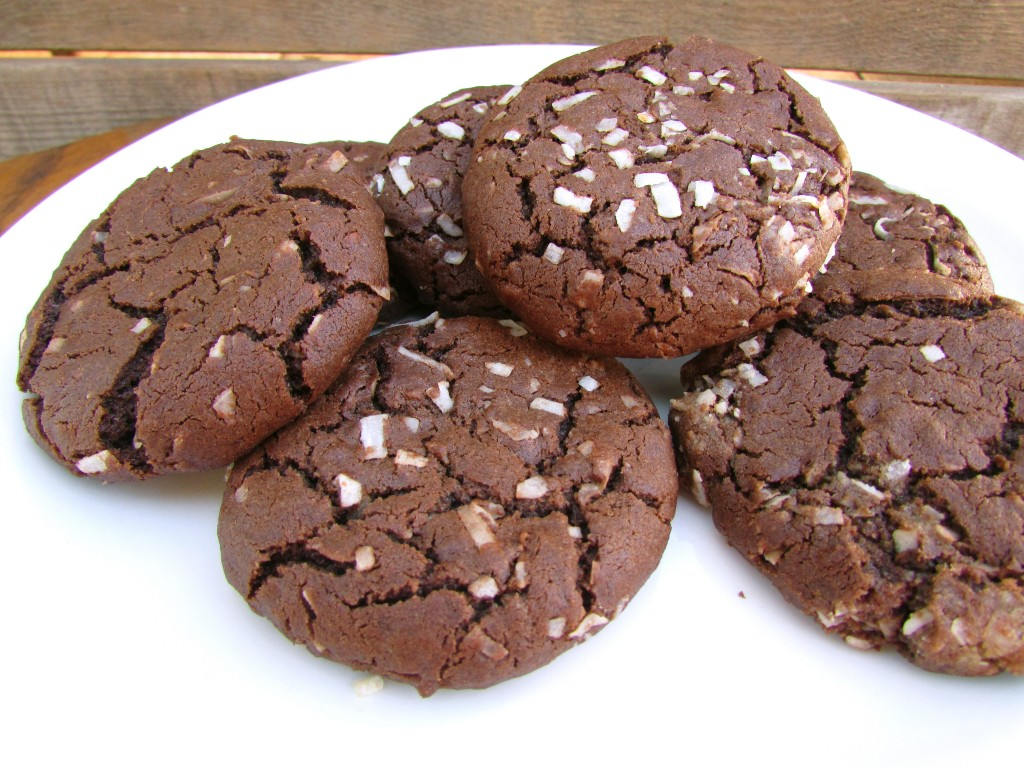 Dark Chocolate Coconut Cookie Recipe • Cakejournal Com