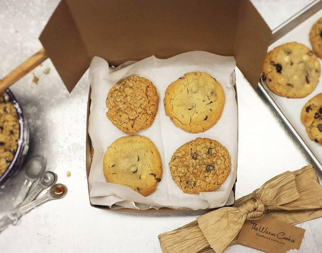 The Warm Cookie (@warmcookielnk)