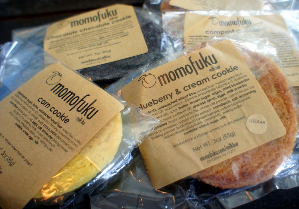 Cuisine Around The World  Momofuku Milk Bar Cookies Invade South