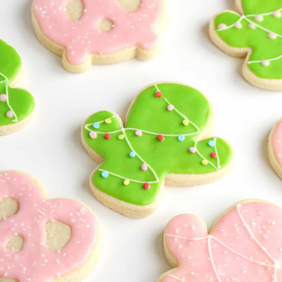 Easy Sugar Cookie Icing Recipe Without Eggs