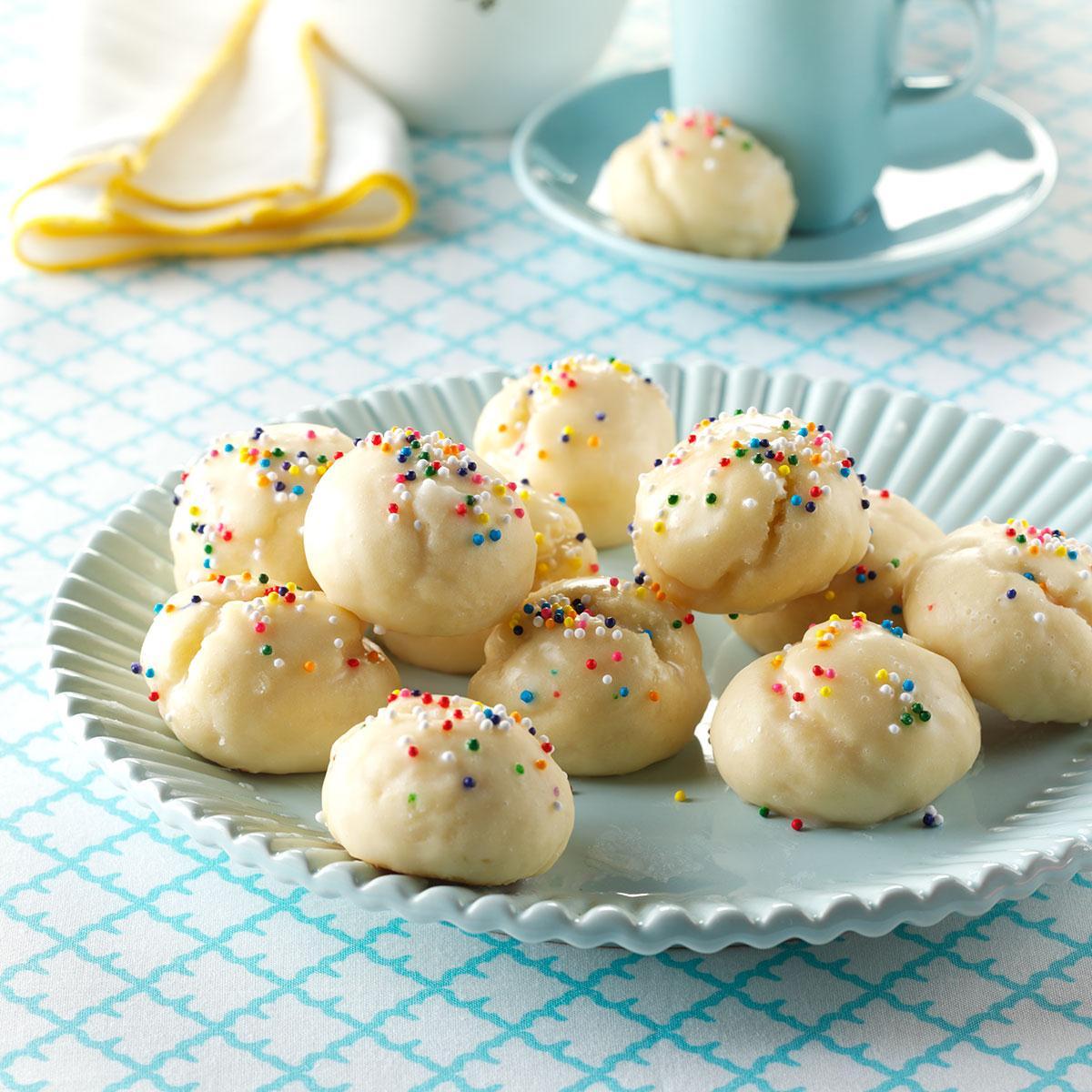Italian Sprinkle Cookies Recipe
