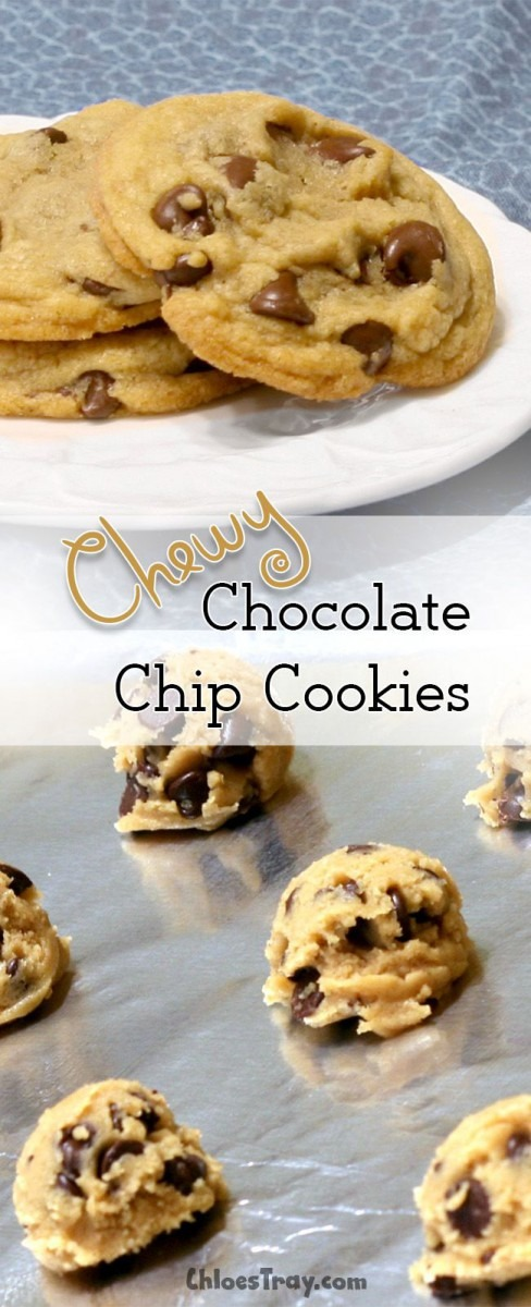 I Absolutely Love These Chewy Chocolate Chip Cookies  The Recipe
