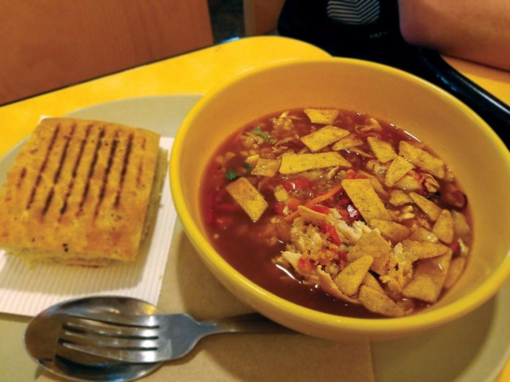 Fresh And Clean  The Da Eats Reviews Panera Bread's Additive