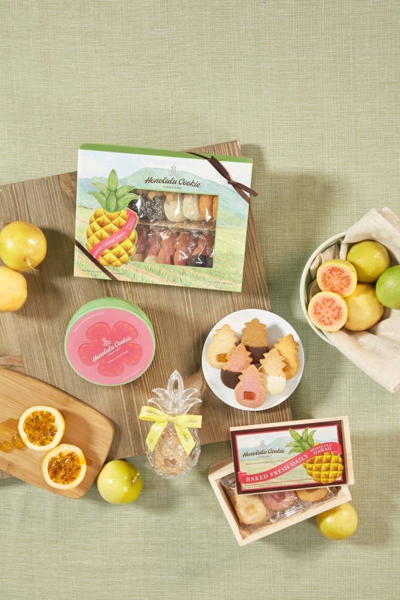 Hawaii Mom Blog  Honolulu Cookie Company's 2017 Fruit Collection