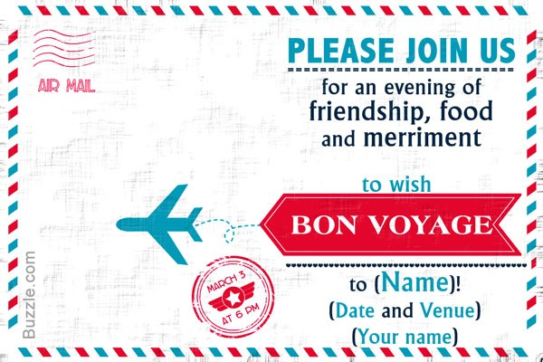 Farewell Party Invitation Template Free Best Business Template