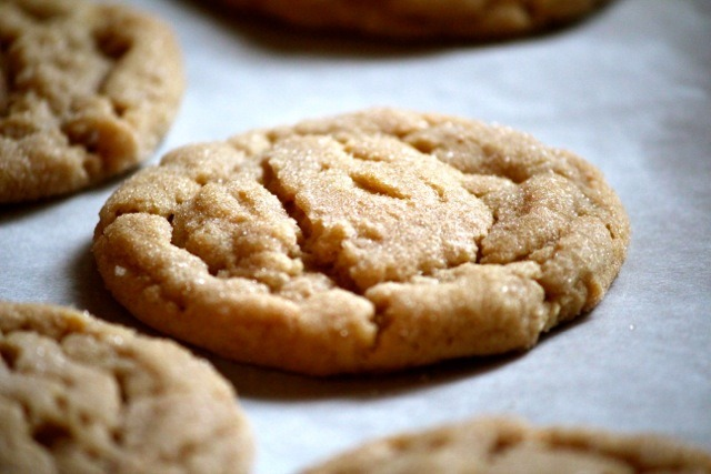 Making Perfect Peanut Butter Cookies