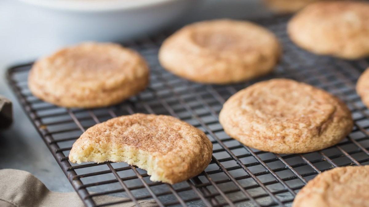 Soft Snickerdoodle Cookie Recipe