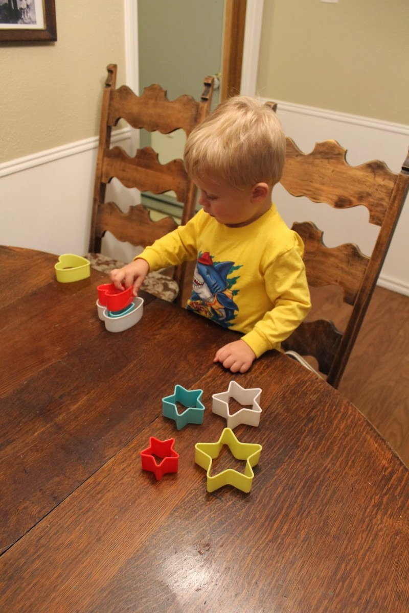 Amy's Notebook  Diy  Cheap Puzzles For Toddlers