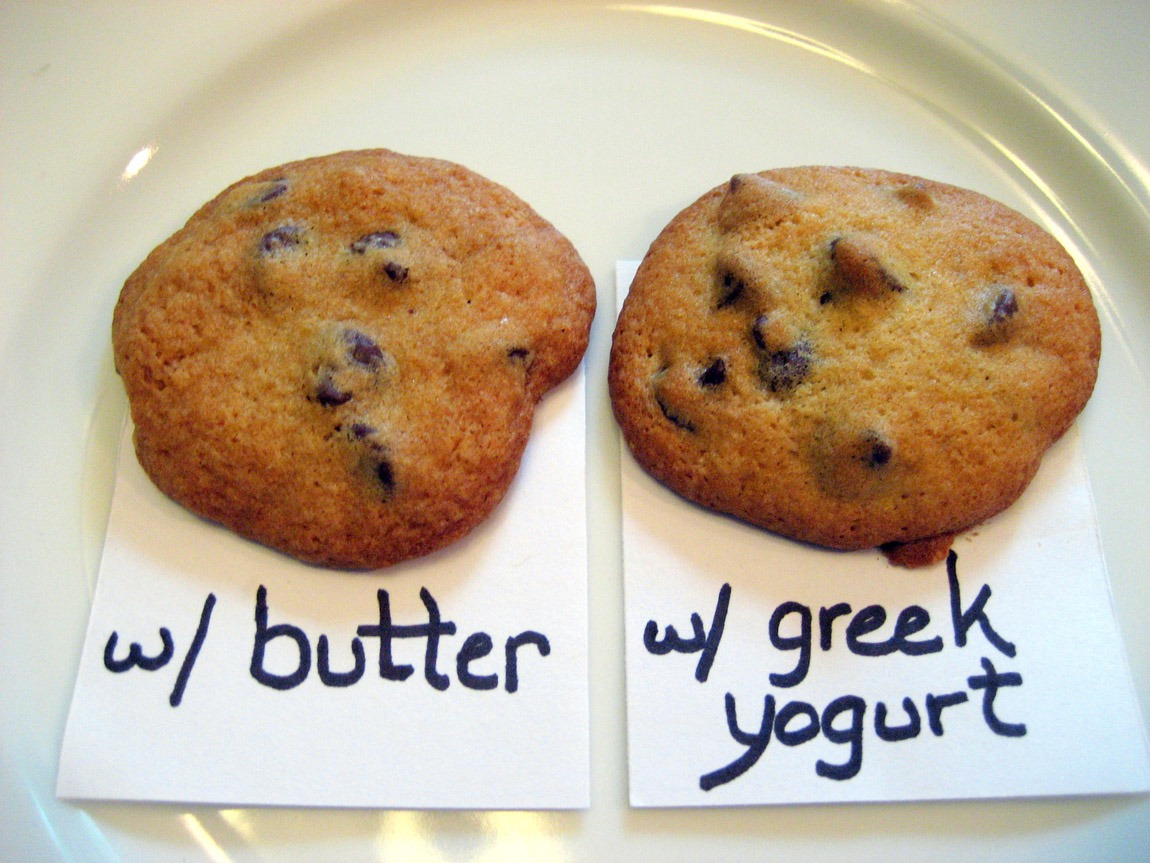 To Substitute Or Not To Substitute – The Greek Yogurt Question