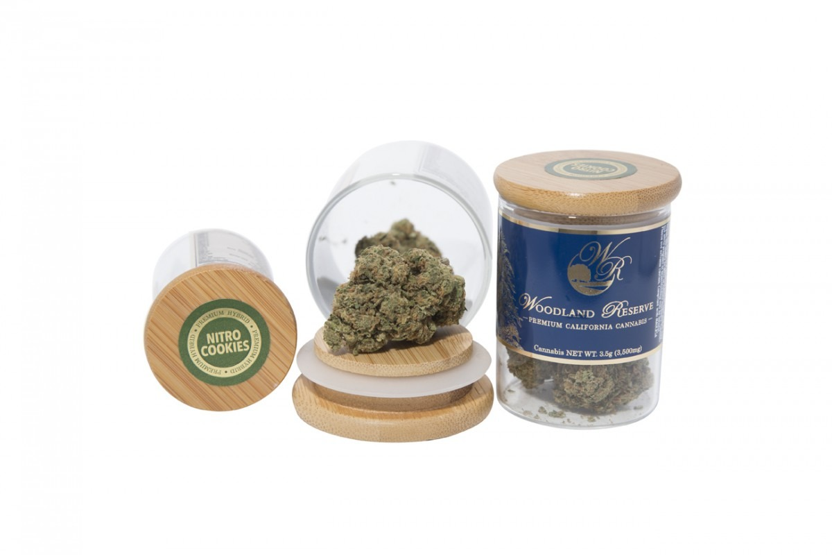 Nitro Cookies  Cured Flower  – Lbs  Distribution (pounds Distribution)