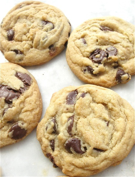 King Arthur Chocolate Chip Cookies