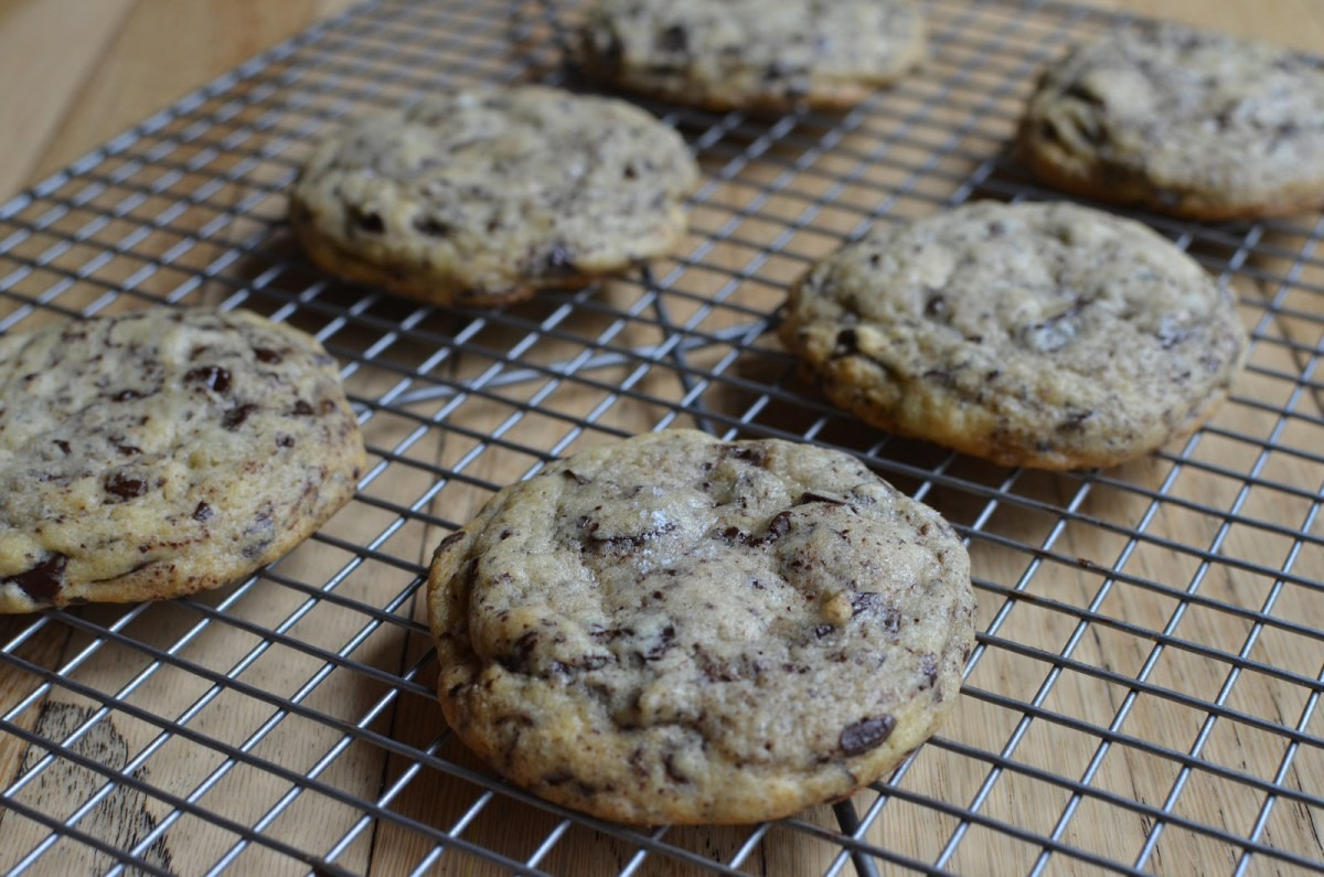 Playing With Flour  Jacques Torres' Chocolate Chip Cookies