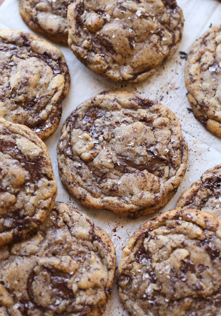 Jacques Torres Chocolate Chip Cookie Recipe