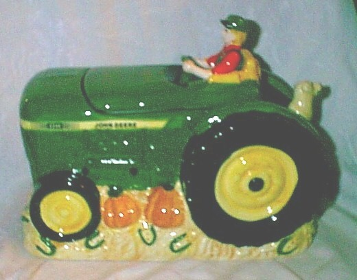 Tractor Cookie Jar Related Keywords & Suggestions