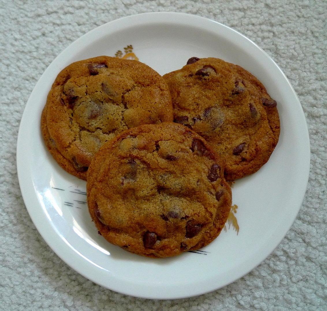 Sweet As Sugar Cookies  King Arthur Flour Chocolate Chip Cookies