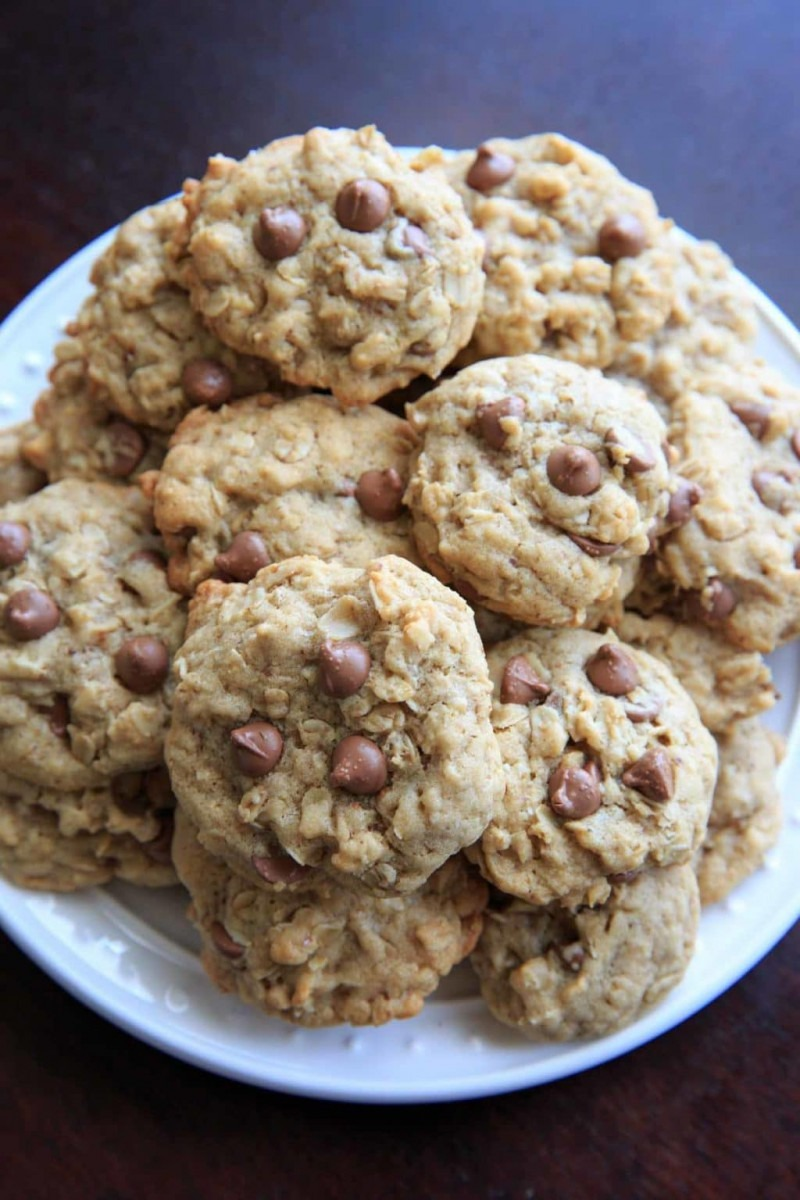 Lactation Cookies, Two Ways