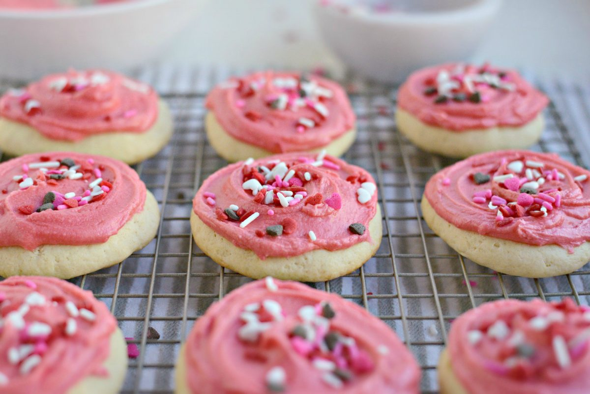 Simply Scratch Lofthouse Style Sugar Cookies