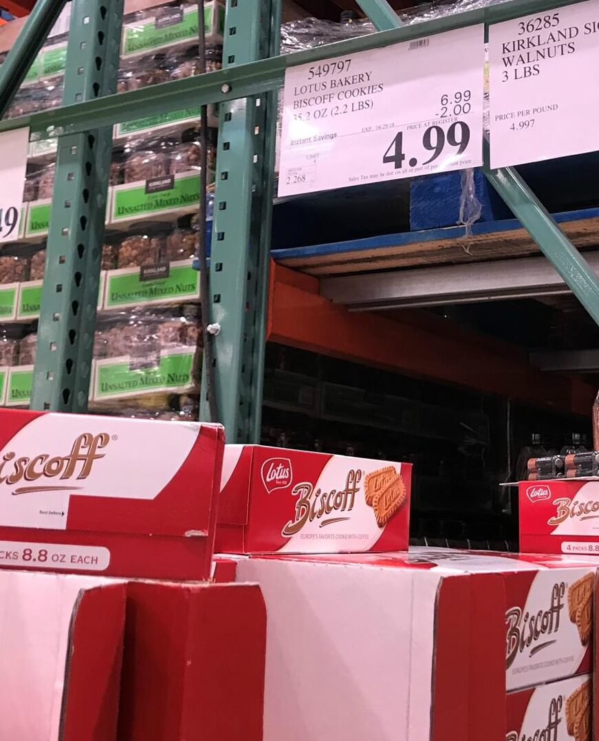 Costco  Hot Deal On Lotus Bakery Biscoff Cookies, 35 2 Oz Living