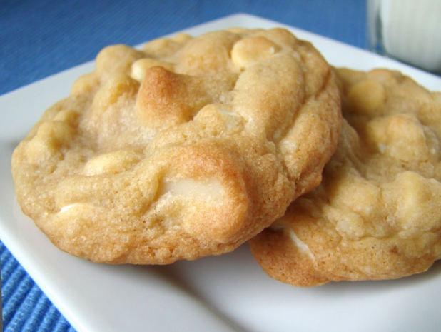 Macadamia Nut Cookie Recipe